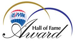 REMAX Hall of Fame Award logo