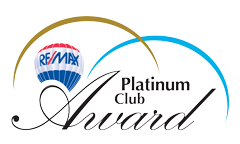 REMAX Platinum Club Award logo